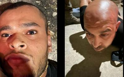 Israel arrests last 2 Palestinian fugitives who escaped prison