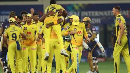 Chennai beats Kolkata in final to clinch 4th IPL title