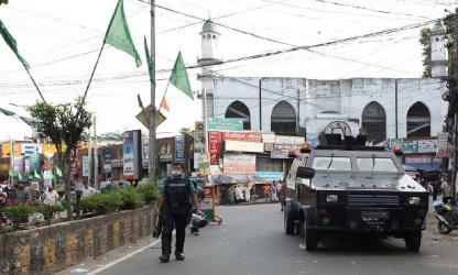 Pandal vandalism: 6-hour hartal begins in port city