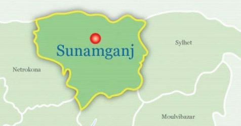1 killed, 4 injured in clash over a road accident in Sunamganj