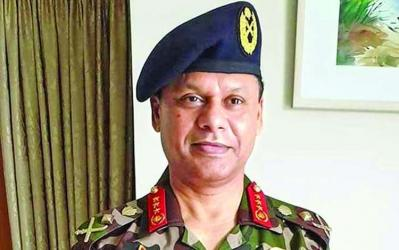 Army Chief General Shafiuddin off to S Korea